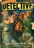 Private Detective Stories (1937-1950 Trojan Publishing) Pulp Vol. 15 #2
