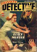 Private Detective Stories (1937-1950 Trojan Publishing) Pulp Vol. 15 #3