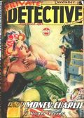 Private Detective Stories (1937-1950 Trojan Publishing) Pulp Vol. 16 #1