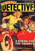 Private Detective Stories (1937-1950 Trojan Publishing) Pulp Vol. 16 #2