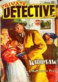 Private Detective Stories (1937-1950 Trojan Publishing) Pulp Vol. 17 #1