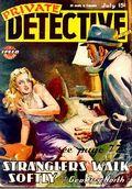 Private Detective Stories (1937-1950 Trojan Publishing) Pulp Vol. 17 #2