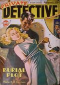 Private Detective Stories (1937-1950 Trojan Publishing) Pulp Vol. 17 #3
