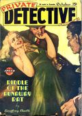 Private Detective Stories (1937-1950 Trojan Publishing) Pulp Vol. 17 #5