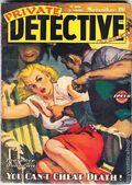 Private Detective Stories (1937-1950 Trojan Publishing) Pulp Vol. 17 #6