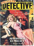 Private Detective Stories (1937-1950 Trojan Publishing) Pulp Vol. 18 #1