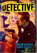 Private Detective Stories (1937-1950 Trojan Publishing) Pulp Feb 1946