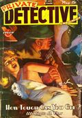 Private Detective Stories (1937-1950 Trojan Publishing) Pulp Vol. 18 #5