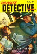 Private Detective Stories (1937-1950 Trojan Publishing) Pulp Vol. 18 #6