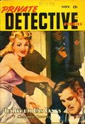 Private Detective Stories (1937-1950 Trojan Publishing) Pulp Nov 1946