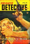 Private Detective Stories (1937-1950 Trojan Publishing) Pulp Vol. 19 #4