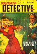 Private Detective Stories (1937-1950 Trojan Publishing) Pulp Vol. 19 #6