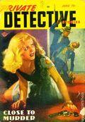 Private Detective Stories (1937-1950 Trojan Publishing) Pulp Vol. 20 #1