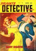 Private Detective Stories (1937-1950 Trojan Publishing) Pulp Vol. 20 #2