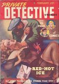 Private Detective Stories (1937-1950 Trojan Publishing) Pulp Feb 1949