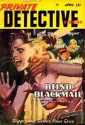 Private Detective Stories (1937-1950 Trojan Publishing) Pulp Vol. 21 #2
