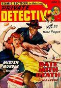 Private Detective Stories (1937-1950 Trojan Publishing) Pulp Vol. 21 #3