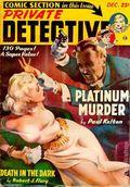 Private Detective Stories (1937-1950 Trojan Publishing) Pulp Vol. 21 #5