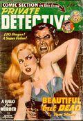 Private Detective Stories (1937-1950 Trojan Publishing) Pulp Vol. 21 #6