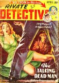 Private Detective Stories (1937-1950 Trojan Publishing) Pulp Vol. 22 #3