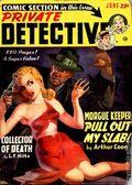 Private Detective Stories (1937-1950 Trojan Publishing) Pulp Vol. 22 #5