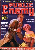 Public Enemy (1935-1936 Dell) Pulp Vol. 1 #3