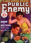 Public Enemy (1935-1936 Dell) Pulp Vol. 1 #5
