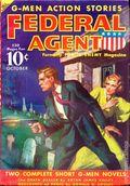 Federal Agent (1936-1937 Dell) Pulp Vol. 2 #2