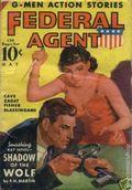 Federal Agent (1936-1937 Dell) Pulp Vol. 3 #2