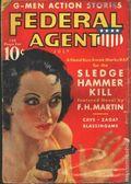 Federal Agent (1936-1937 Dell) Pulp Vol. 3 #3