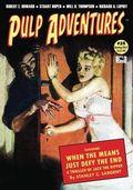 Pulp Adventures (1992 Pulp Adventures ) Pulp 25
