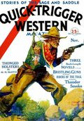 Quick Trigger Western Magazine (1929-1930 Good Story Magazine) Pulp Vol. 1 #1
