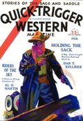 Quick Trigger Western Magazine (1929-1930 Good Story Magazine) Pulp Vol. 1 #4