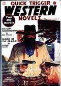 Quick Trigger Western Novels Magazine (1936-1939 Quick Trigger) Pulp Vol. 1 #6