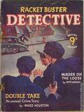 Racket-Buster Detective (1949 Hamilton & Co) Pulp 1