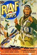 RAF Aces (1941-1944 Standard Magazines) Pulp Vol. 1 #1