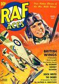 RAF Aces (1941-1944 Standard Magazines) Pulp Vol. 1 #2