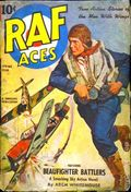 RAF Aces (1941-1944 Standard Magazines) Pulp Vol. 2 #1