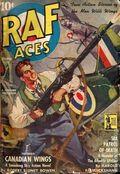 RAF Aces (1941-1944 Standard Magazines) Pulp Vol. 2 #2
