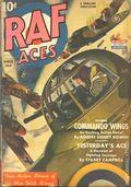 RAF Aces (1941-1944 Standard Magazines) Pulp Vol. 3 #1