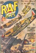 RAF Aces (1941-1944 Standard Magazines) Pulp Vol. 3 #2