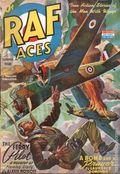 RAF Aces (1941-1944 Standard Magazines) Pulp Vol. 3 #3