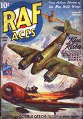 RAF Aces (1941-1944 Standard Magazines) Pulp Vol. 4 #2