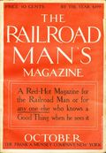 Railroad Man's Magazine (1906-1919 Frank A. Munsey) Pulp 1st Series Vol. 1 #1