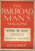 Railroad Man's Magazine (1906-1919 Frank A. Munsey) Pulp 1st Series Vol. 1 #3