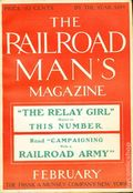 Railroad Man's Magazine (1906-1919 Frank A. Munsey) Pulp 1st Series Vol. 2 #1