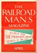 Railroad Man's Magazine (1906-1919 Frank A. Munsey) Pulp 1st Series Vol. 2 #3