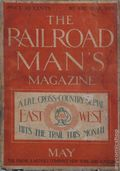 Railroad Man's Magazine (1906-1919 Frank A. Munsey) Pulp 1st Series Vol. 2 #4