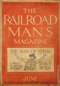 Railroad Man's Magazine (1906-1919 Frank A. Munsey) Pulp 1st Series Vol. 3 #1