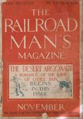 Railroad Man's Magazine (1906-1919 Frank A. Munsey) Pulp 1st Series Vol. 4 #2